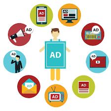 مدیریت و توزیع تبلیغات
