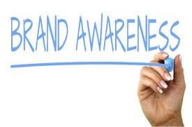 سطح آشنایی مشتریان بالقوه با محصولات و خدمات برندها