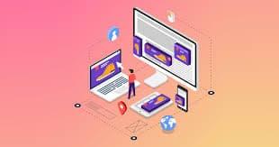 شبکهای از وب سایتها و برنامه موبایل