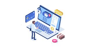 سایتها و یا کسب و کار هایی که به صورت آنلاین تجارت
